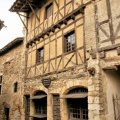 Pérouges.